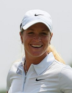 Suzann Pettersen Photo © Wikimedia Commons