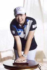 Shanshan Feng Photo © Wikimedia Commons