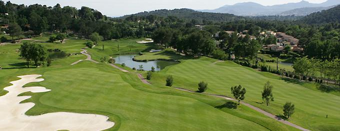 Mougins : deux golfs parmis les plus beaux d'Europe
