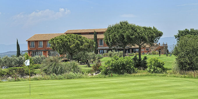 Costa Brava : le golf toute l'année Club de Golf Peralada - Photo : D.R.