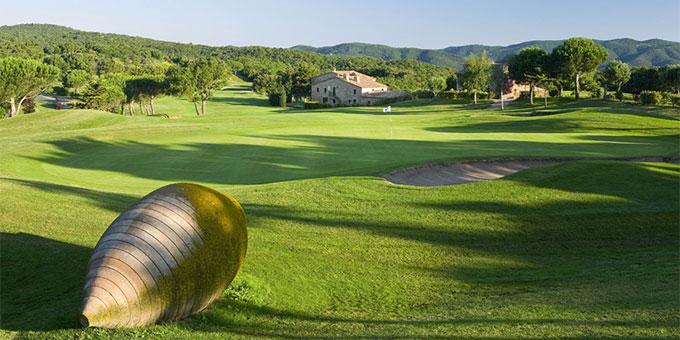 Costa Brava : le golf toute l'année Club Golf d'Aro-Mas Nou - Photo : D.R.