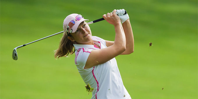 Céline Herbin - photo : © FFgolf
