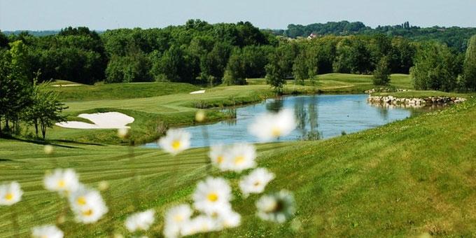 Le Golf De CrcyLaChapelle Dvoile Son Renouveau Cet t  Swing