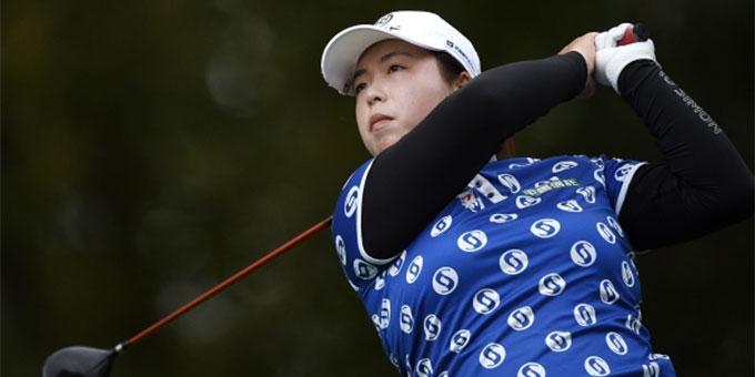 LPGA : Shanshan Feng remporte la victoire et atteint le premier rang mondial