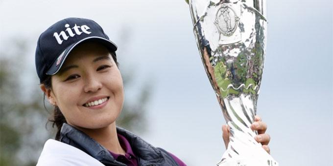 LPGA : In Gee Chun grave son nom dans l'Histoire à l'Evian Championship