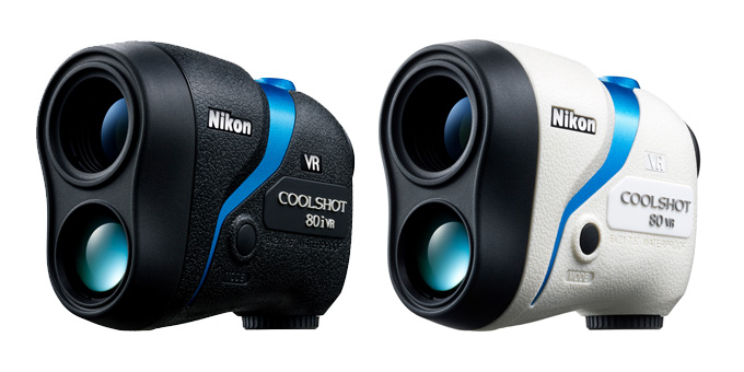 Nikon présente les nouveaux télémètres laser de golf COOLSHOT 80i VR et COOLSHOT 80 VR