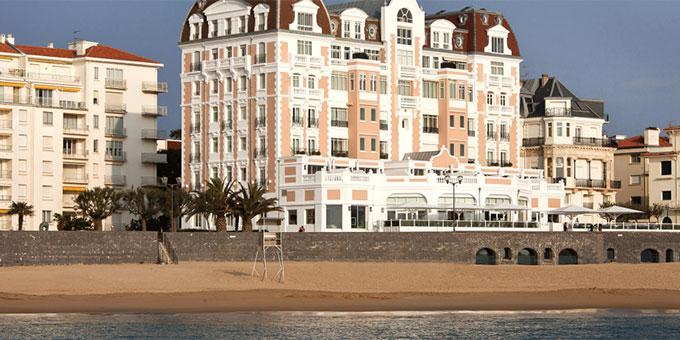 Die Groot Thalasso Spa Hotel Saint Jean De Luz Is Die Beste