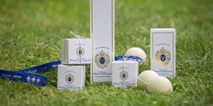 DEBAUVE & GALLAIS, créateur de la balle de golf en chocolat depuis 1850