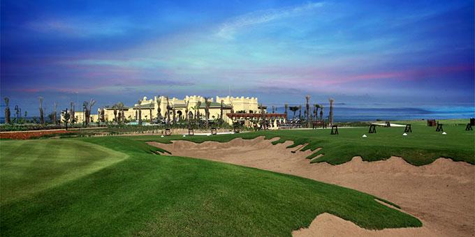 Mazagan, un golf cinq étoiles à la fibre écolo