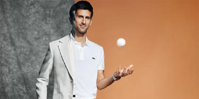 Novak Djokovic : le nouveau crocodile