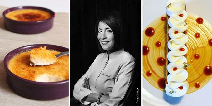 Ilham Moudnib, la nouvelle Chef Pâtissière au Grand Bistro et à L'Auberge du Moulin Vert
