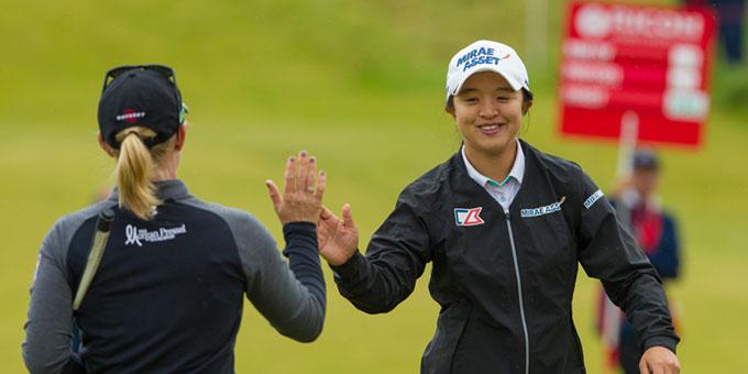"""La LPGA coréenne va inaugurer le retour du golf avec un """"message d'espoir"""""""