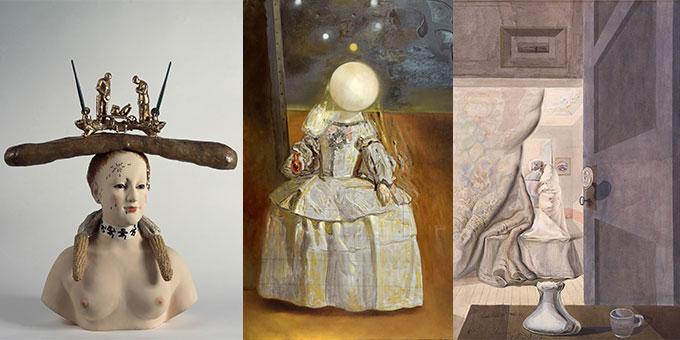 Exposition Dalí jusqu'au 1er octobre au Musée d'art moderne de Céret