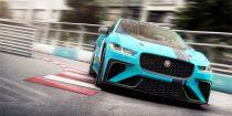 Le Jaguar I-PACE eTrophy prendra le chemin des circuits en 2018