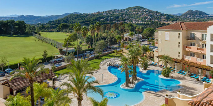 Les Rookies du LET se rassemblent au La Sella Golf Resort & Spa en Espagne