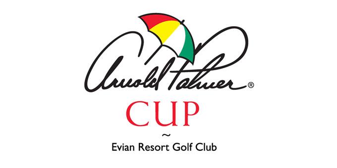Tout est prêt pour le premier tour de l'Arnold Palmer Cup à l'Evian Resort Golf Club