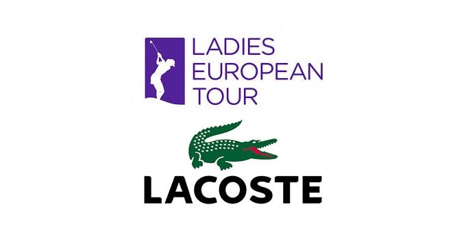 Le Ladies European Tour et Lacoste étendent leur partenariat