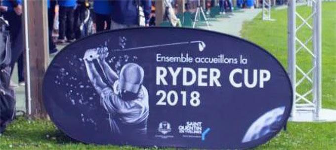 Opération Ryder Cup à France Miniature
