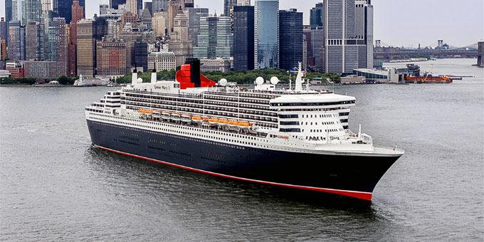 Lacoste embarque sur le Queen Mary 2 pour une transatlantique historique