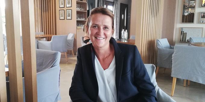 Florence Descampe : « Le circuit féminin manque de personnalités »
