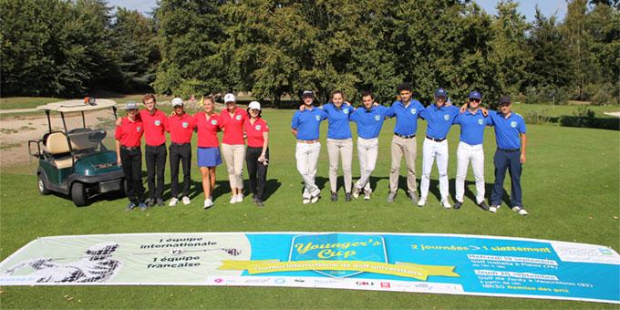 Younger's Cup : victoire de l'équipe d'Alexandra VAN DE VELDE
