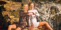 Jessica & Kelly Korda les sœurs golfeuses d'une famille de pros du tennis
