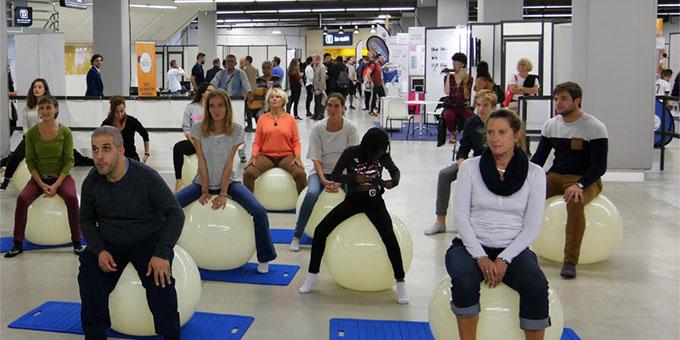 Salon Sport Santé Bien-Être 2018 : les professionnels du sport santé au rendez-vous
