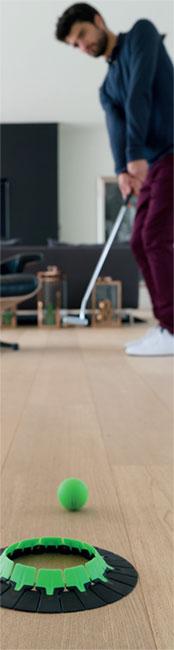 Inesis Putting Set : transformez votre maison en putting green !