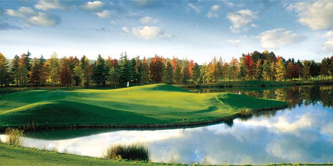 Le Golf Parc Robert Hersant, un parcours du tonnerre