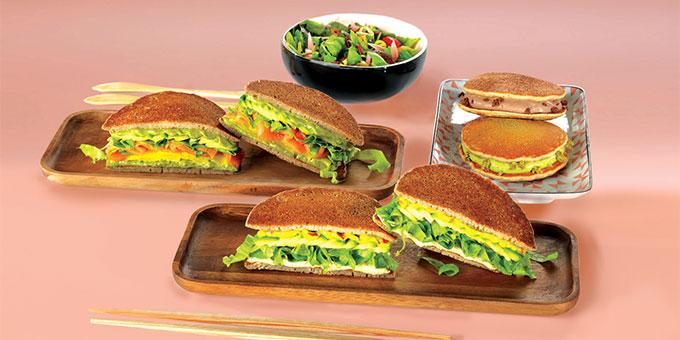 Marxito : l'alliance de la street food de Thierry Marx et du design d'Ora-Ïto