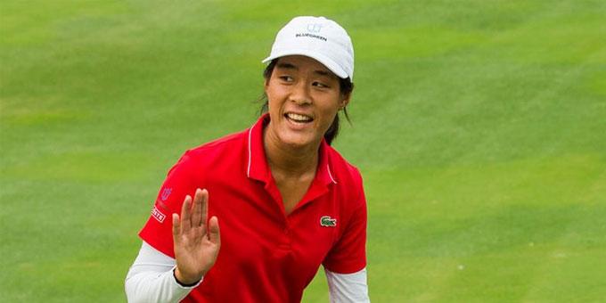 Blue Bay LPGA : Céline Boutier s'accroche au top 10