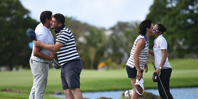 La Beachcomber Golf Cup : 1ère édition remportée par le Golf du Medoc !