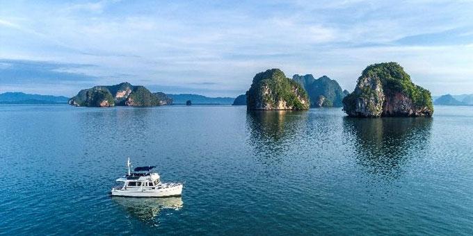 """Nouvelle """"Expérience de la baie de Phang Nga"""" avec COMO Point Yamu"""