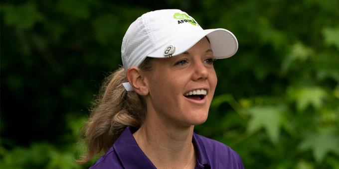 CME Group Tour Championship : après la déception d'Evian, Amy Olson rebondit et prend le contrôle