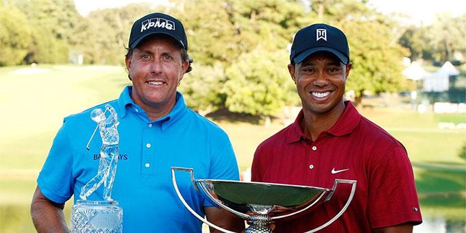 """Pourquoi le match """"Tiger vs Phil"""" sera une expérience golfique exceptionnelle"""
