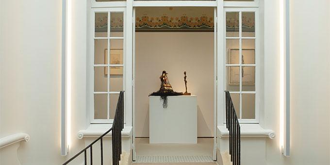 Plus que 9 jours pour découvrir l'exposition d'Annette Messager à l'Institut Giacometti