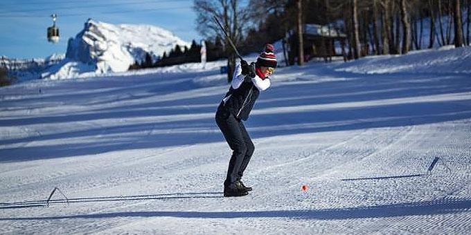 BMW Megève Winter Golf Cup 19ème édition du 24 au 27 janvier 2019
