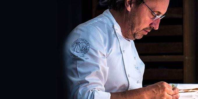 Le Clos des Sens : une 3ème étoile au Guide Michelin 2019