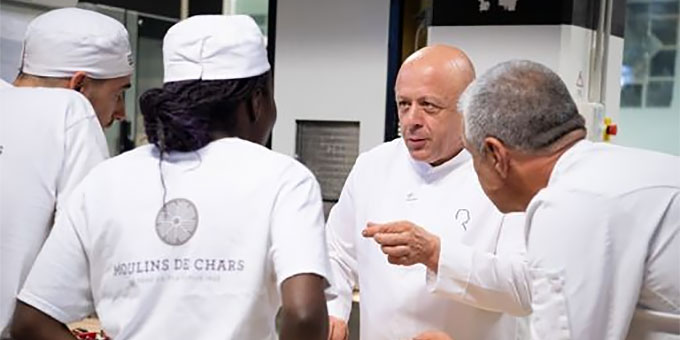 La formation aux métiers de la restauration avec Thierry Marx : la nouvelle formule du Plateau-Apéro