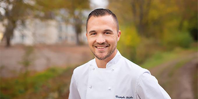 Le Hyatt Regency Chantilly accueille le Chef Christophe Scheller