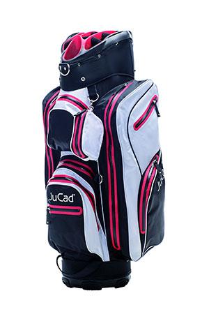 Le chariot sportif « JuCad Carbon Travel » : votre compagnon de voyage golfique