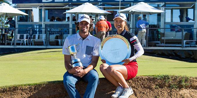 Sirak : Le golf féminin fait un pas de plus vers l'équité salariale à l'ISPS Handa Vic Open