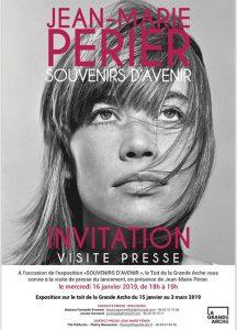 Jean-Marier Périer : Souvenirs d'avenir, une rétrospective exceptionnelle