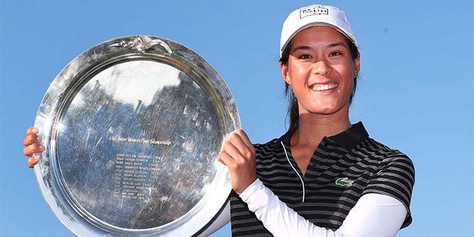 LPGA : Céline Boutier s'offre son premier triomphe sur le ISPS Handa Vic Open !