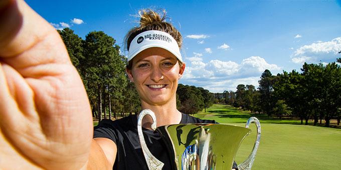Anne Van Dam s'adjuge un quatrième titre du Ladies European Tour