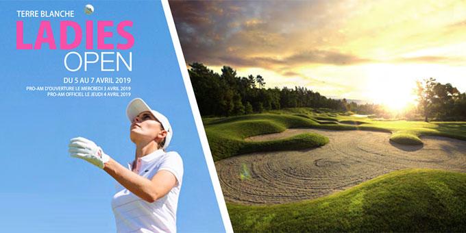 Terre Blanche Ladies Open 2019 : le rendez-vous golf du 5 au 7 avril