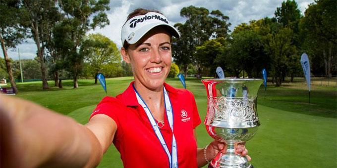 Women's NSW Open : Meghan MacLaren conserve son titre, Manon Gidali dans le top 20