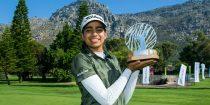 Investec SA Women's Open (LET) : Victoire de Diksha Dagar