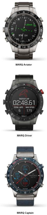 Collection MARQ™ de Garmin® : les « tool watches » de luxe nouvelle génération