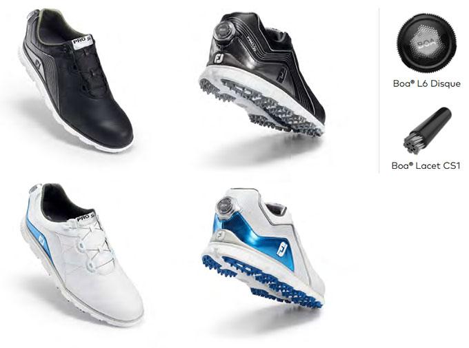 Fit Système Boa : un serrage rapide, facile et précis des chaussures en un clic